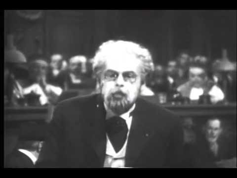 Trailer do filme A Vida de Emile Zola