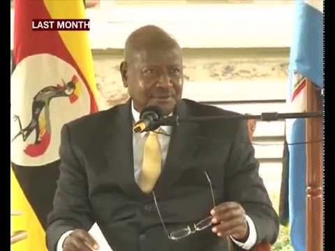 President Museveni cautions MPs on re-tabling Anti-Gay law