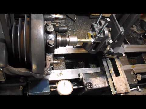 Jack Power - Milling on the Atlas Lathe