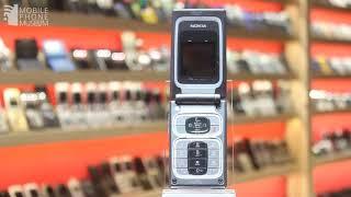 Nokia 7200 - review