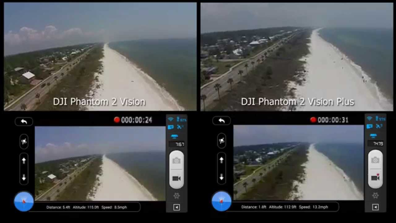 Which DJI Phantom 2 Vision Should you Buy? - DRONELIFE