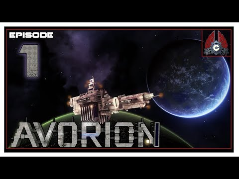 Let's Play Avorion With CohhCarnage - Episode 1