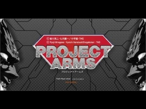 CR PROJECT ARMS PV
