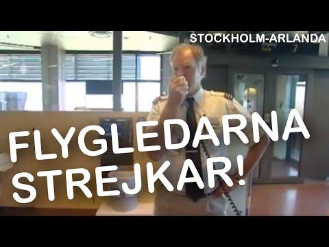 Stockholm-Arlanda avsnitt 7 S2   Flygledarstrejk i Grekland