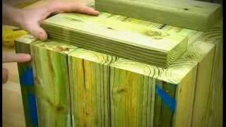 How To Build A Wooden Garden Planters [woodworking Tutorial]