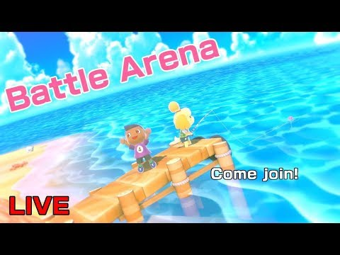 Super Smash Bros Ultimate LIVE! (Check Description) thumbnail