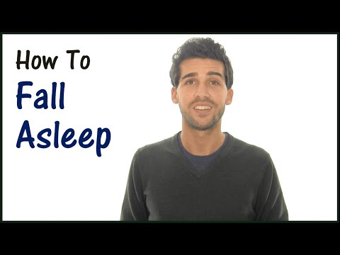 How To Fall Asleep Fast - End Over-Thinking