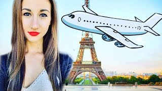 MEG GOES TO FRANCE