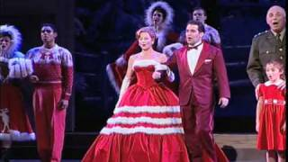 White Christmas The Musical On Broadway