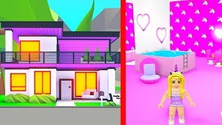 I Bought A CELEBRITY MANSION In Adopt Me! (Roblox)