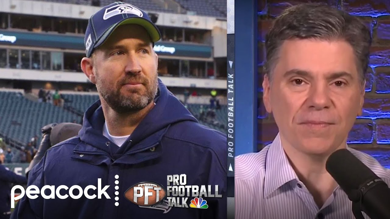 Why Seahawks moved on from offensive coordinator Brian ...