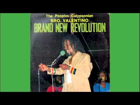 Bro. Valentino - Brand New Revolution