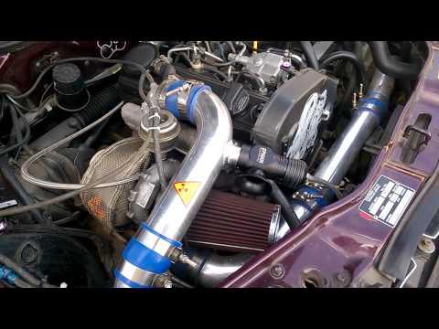 turbo diesel blow off valve