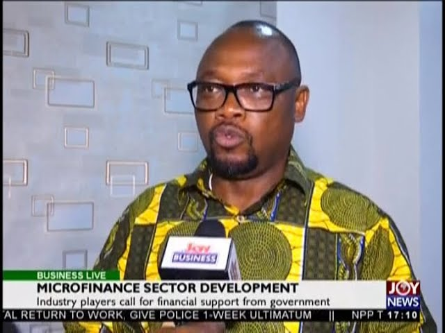 Business Live on JoyNews (17-8-18)