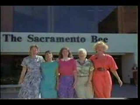 Sacramento Bee Commercial 1988