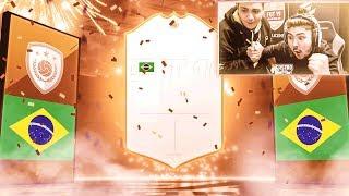 I FINALLY PACKED A BRAZILIAN ICON!! FIFA 19