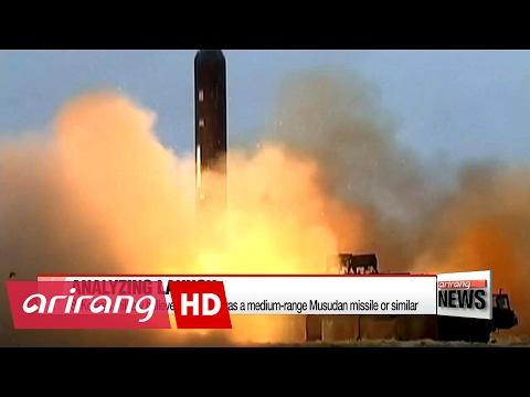 N. Korea fires off ballistic missile toward East Sea: JCS