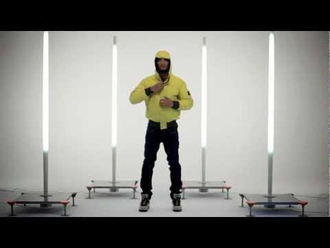 R&D VIDEO: 5515 STONE ISLAND ICE JACKET AW011012