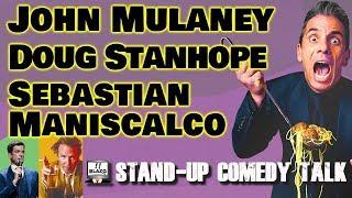 Best comedy on Netflix #2 - Stand-Up Comedy Talk - John Mulaney, Sebastian Maniscalco, Doug Stanhope