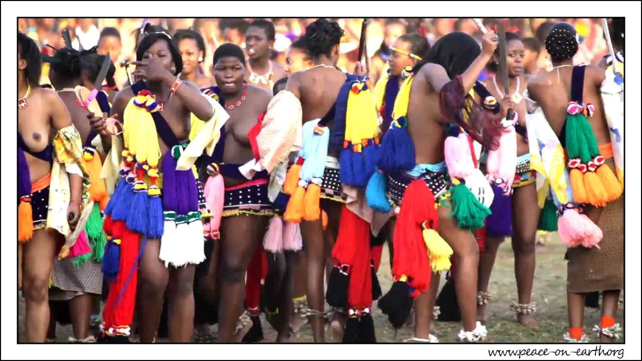 Swazi Reed Dance 2012 | www.pixshark.com - Images ...
