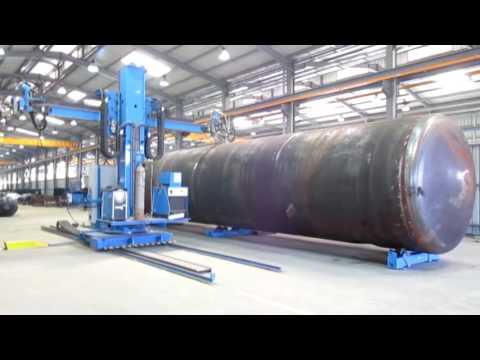 MAGI rouiba fabrication de cuves de stockage pour eau , carburants, GPL et GPL/c