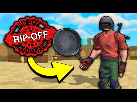 The WORST PUBG Mobile Rip-Off Android Clone Games... 😂😂