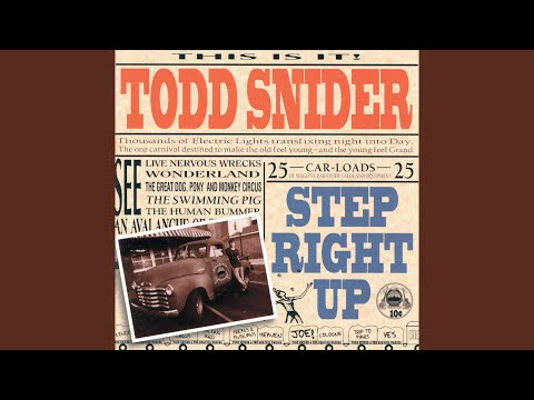 todd snider 24 hours a day