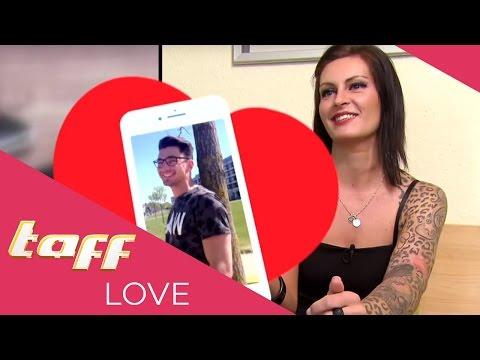 liebe über dating app