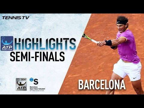 Nadal Sets Barcelona 2017 Final Clash Against Thiem