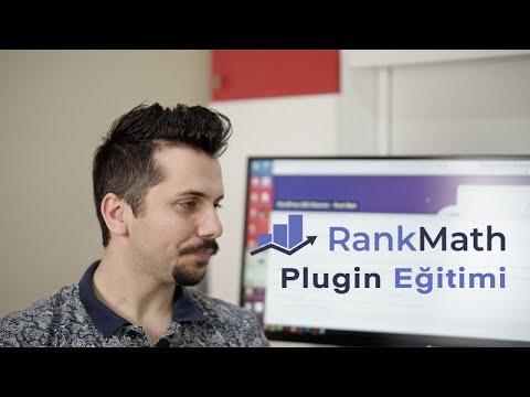 Rank Math Seo Eğitimi, İncelemesi ve Ayarları. Harika bir WordPress SEO Plugin'i 🤟