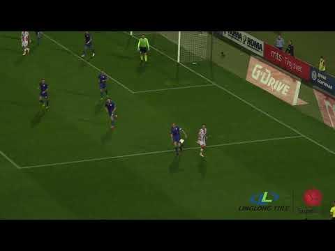 Crvena Zvezda Napredak Goals And Highlights