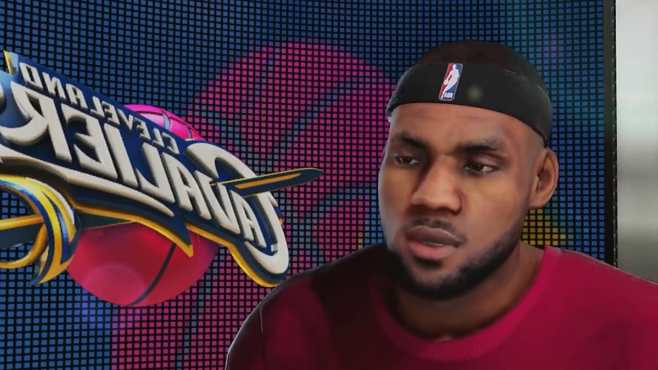 68541690f277 NBA 2K17 LEBRON JAMES STRIP CHALLENGE PARODY - TAKE OFF THE HEADBAND ...