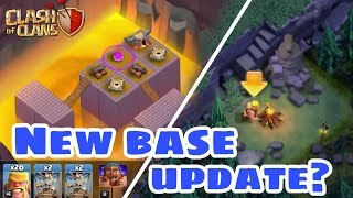 NEW VILLAGE WITH TH12? DATE DELAYED OF TH12 CLASH OF CLANS.FUTURE T12