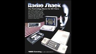 1985 Radio Shack - The Technology Store Catalog #380