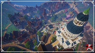 Minecraft EPIC Medieval City! YouTube