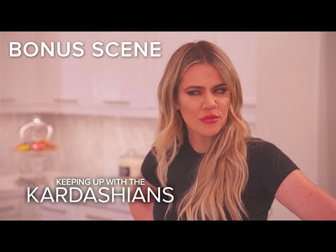 "KUWTK | Khloe Kardashian's ""Alarming"" Prank From Scott and Rob 