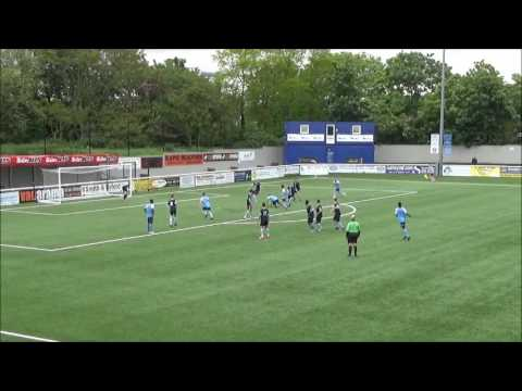Kingston University 2017 - KUFC Leavers v KUFC Stayers