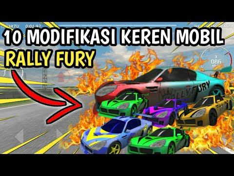 10 Modifikasi Keren Mobil Rally Fury Tipe Phoenix S Versi Yayatguero Gaming Youtube