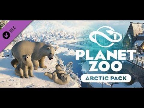 Planet Zoo Arctic Pack-Alle Gegenstände |