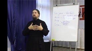 О. Илья Шугаев рассказывает о приемуществах многодетной семьи
