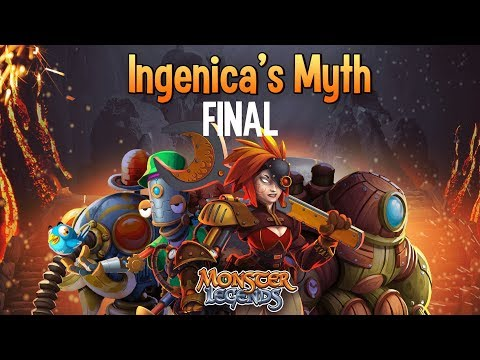 Ingenica's Myth Episode 4 Final