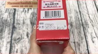 Nước hồng sâm Cheong Kwan Jang chính phủ Hàn Quốc hộp 15 gói - Nhansamthaolinh.com