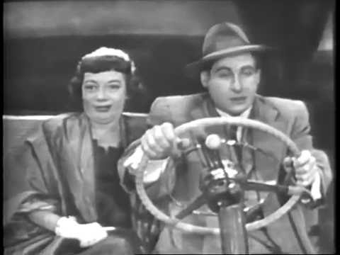 SID CAESAR: Going Out Saturday Night THE HICKENLOOPERS YOUR  OF S  VERY rare sketch