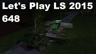 Let's Play Landwirtschafts Simulator 2015 #648 Alles runter von der Insel #LS15 HD deutsch mod map
