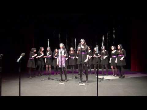 Maahi Ve (Kal Ho Naa Ho) - Pipettes A Cappella at Love Sucks 2017