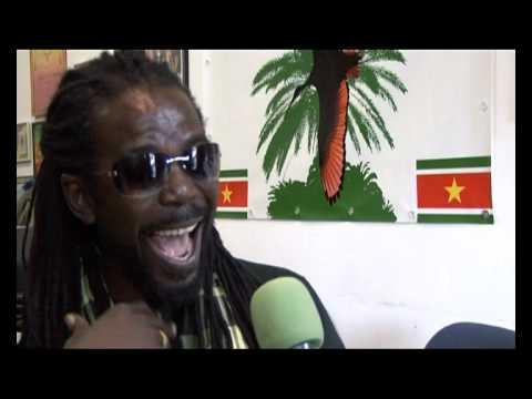 Interview met Kenny B op redactie SME OMROEP Augustus 2011