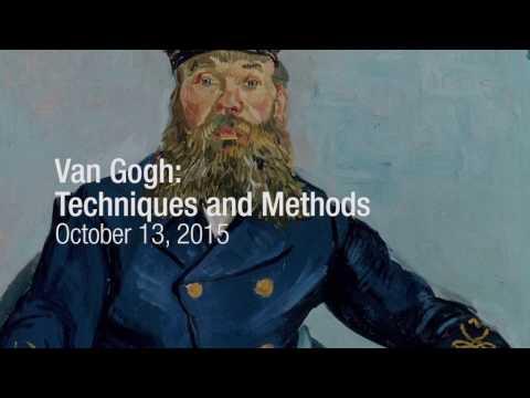 Van Gogh: Techniques