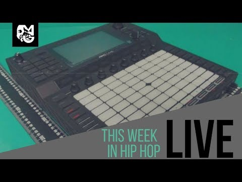 This Week In Hip Hop w/ CMP - Namm-Spiracies - The Akai Take Over? Namm 2019