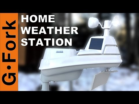 Want A Home Weather Station? Get This One - GardenFork