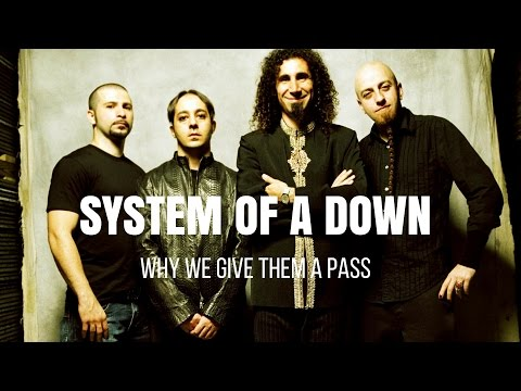Why We Give System Of A Down A Pass - RETROACTIVE REVIEW